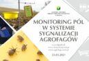 Monitoring pól w systemie sygnalizacji agrofagów
